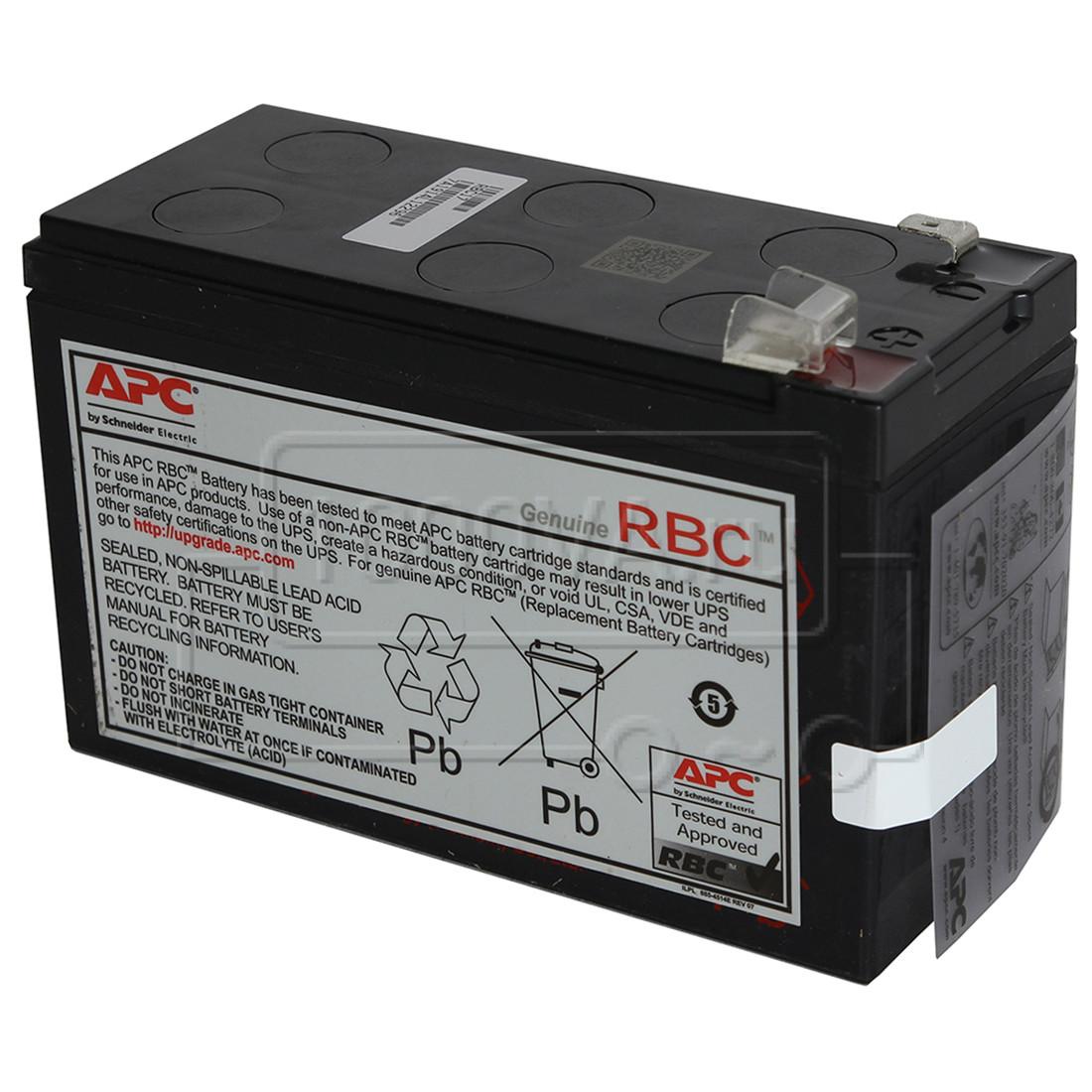 APC (Schneider Electric) RBC17 original