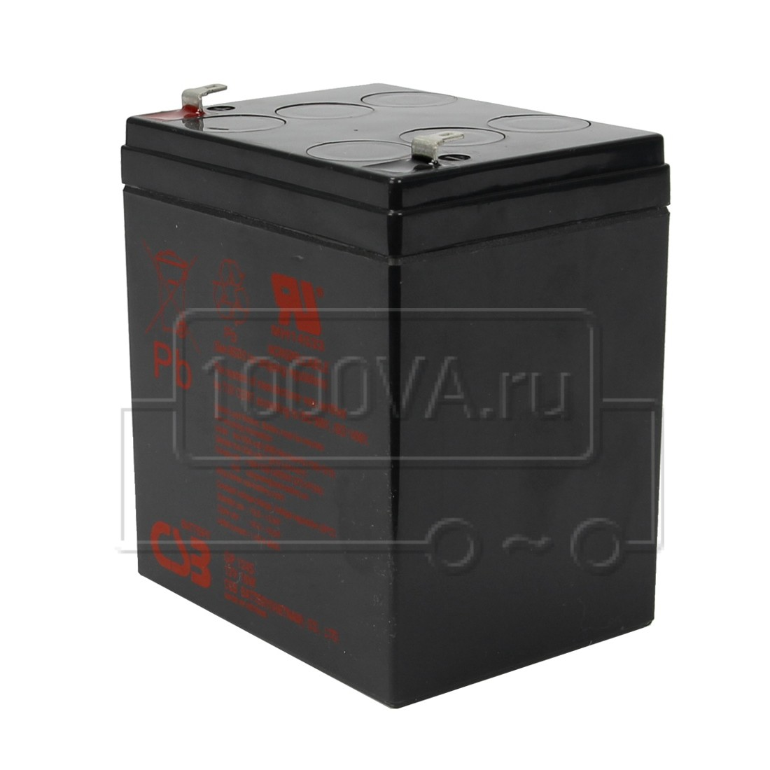 Купить аккумулятор CSB GP 1245 по выгодной цене - www.1000va.ru