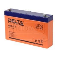 Аккумулятор DELTA HR 6-7