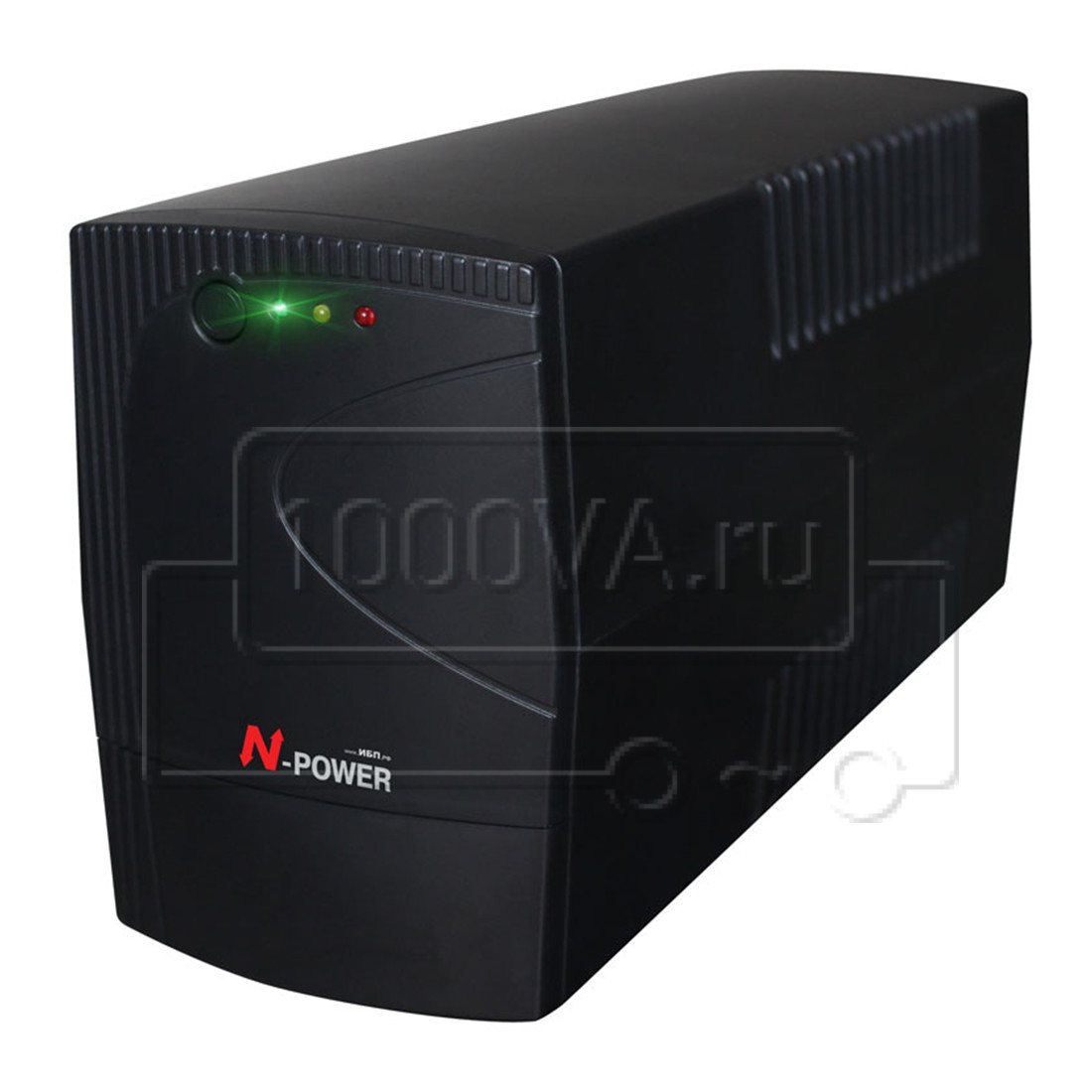 N-Power Gamma-Vision 400