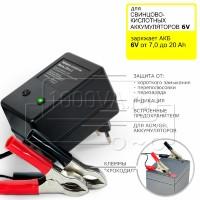 Зарядное устройство для АКБ 6 В 12 Ач