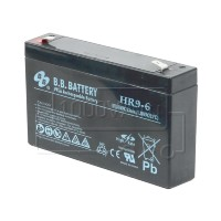 BB Battery HR 9-6