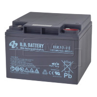 BB Battery HR 33-12