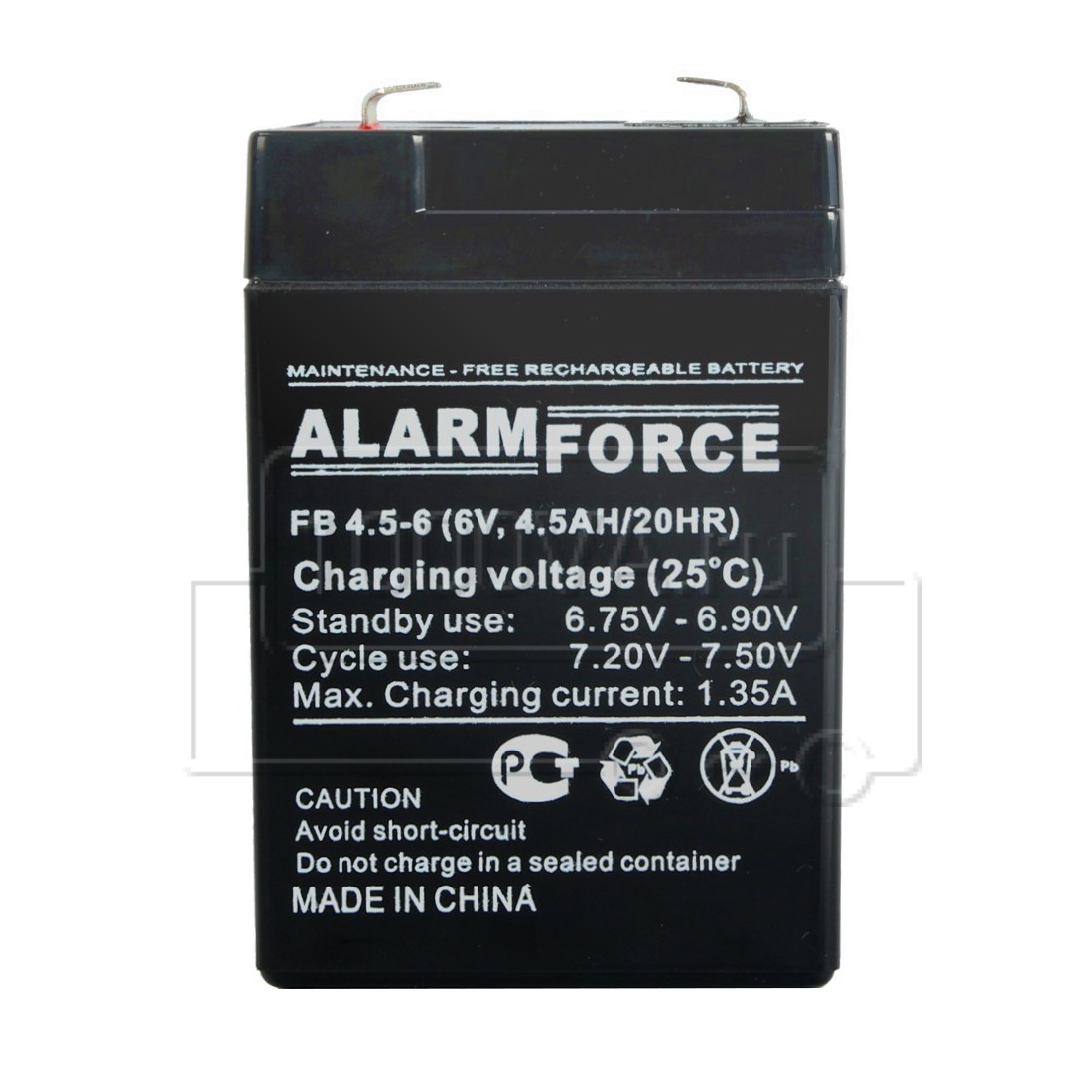 ALARM FORCE FB 4,5-6