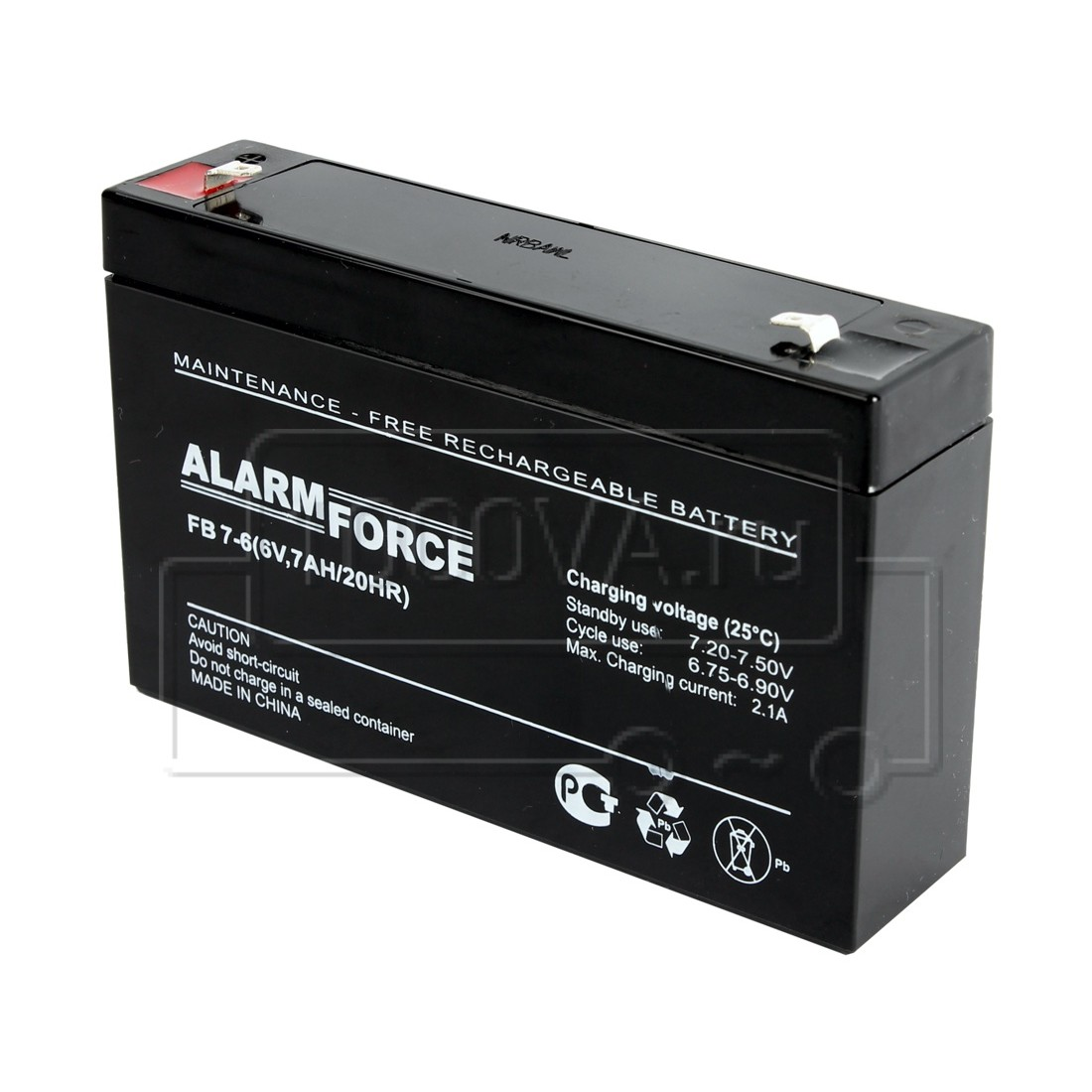 ALARM FORCE FB 7-6