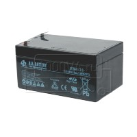 BB Battery HR 4-12