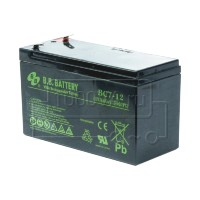 BB Battery BC 7-12