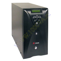 N-Power ProVision Black LT 3000